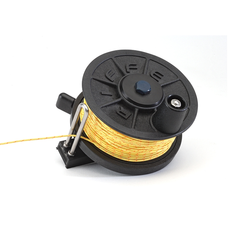 [RL-1600] RIFFE Low-Pro Horizontal Reel for Euro Series