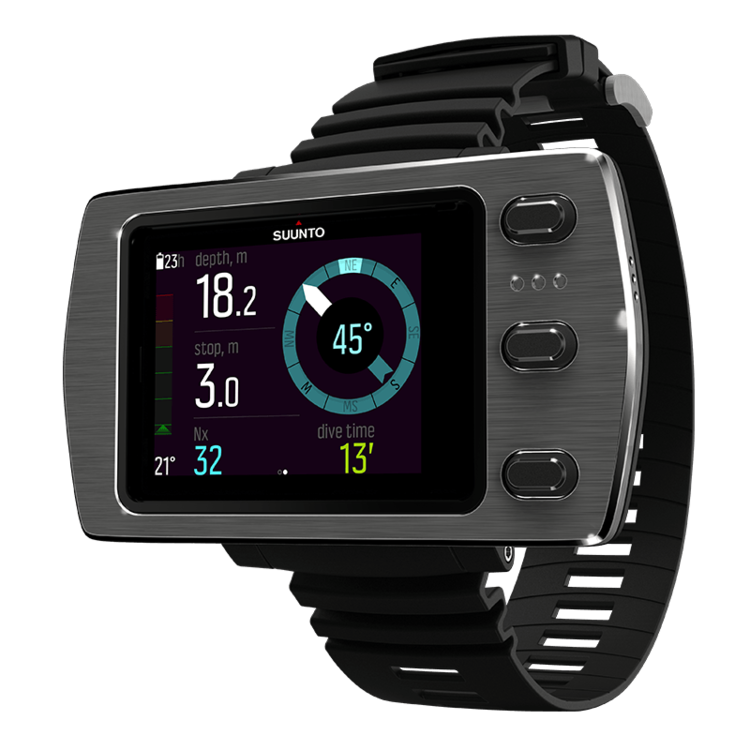 SUUNTO EON STEEL HD Customizable Screen Dive Computer
