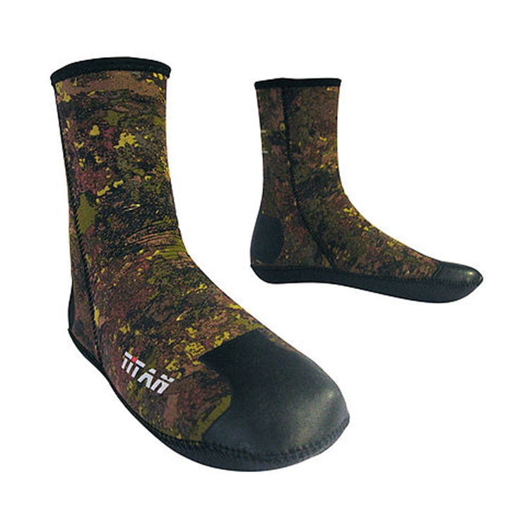 [2C93] EPSEALON Titan Camo 3mm Socks