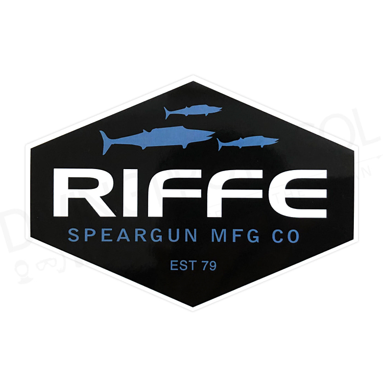 "[ST-700] RIFFE 2019 Sticker ""WAHOO"""